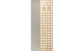 Platzspahrende Garderobe Celine
