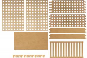 Einzelteile Kit02